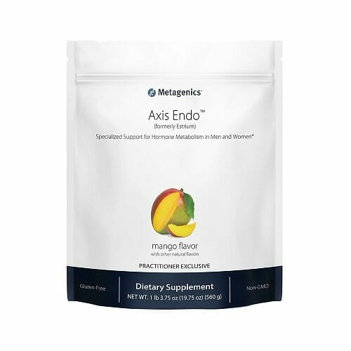 Axis Endo | Metagenics | Multivitamin - Phytonutrients - Powder - endocrine system