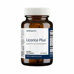 Licorice Plus | Metagenics | Antimicrobial - Herbal Supplement