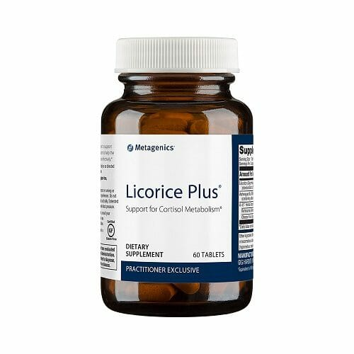 Licorice Plus | Metagenics | Antimicrobial - Herbal Supplement