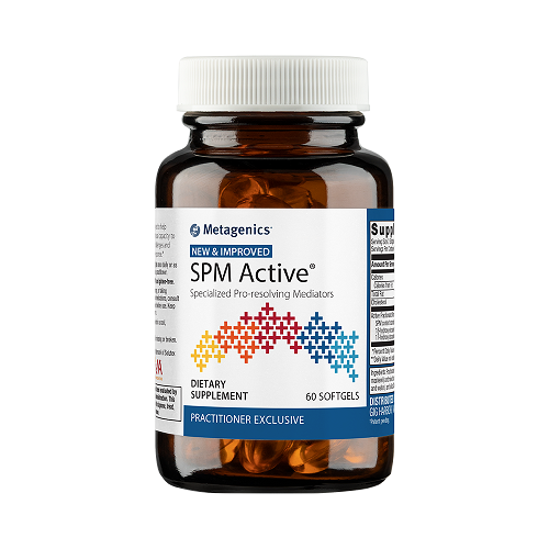 SPM Active | Metagenics | Anti-Inflammatory - Omegagenics