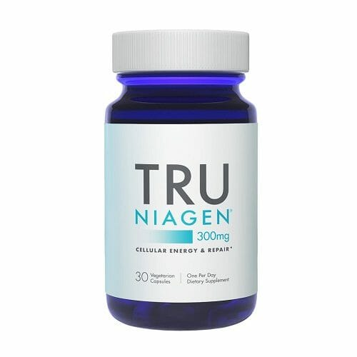TRU NIAGEN | NAD - Nicotinamide Riboside - Anti-Aging, 30 Capsules