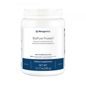 BioPure Protein | Metagenics | Bioactive Whey Protein Concentrate, 345 g