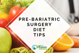 Pre Bariatric Surgery Diet Tips