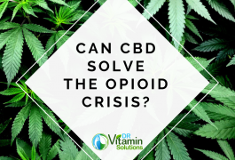 Can CBD Solve the Opioid Crisis?