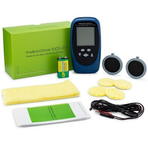TheBrainDriver V2.1. | At-Home tDCS System | Neurostimulation