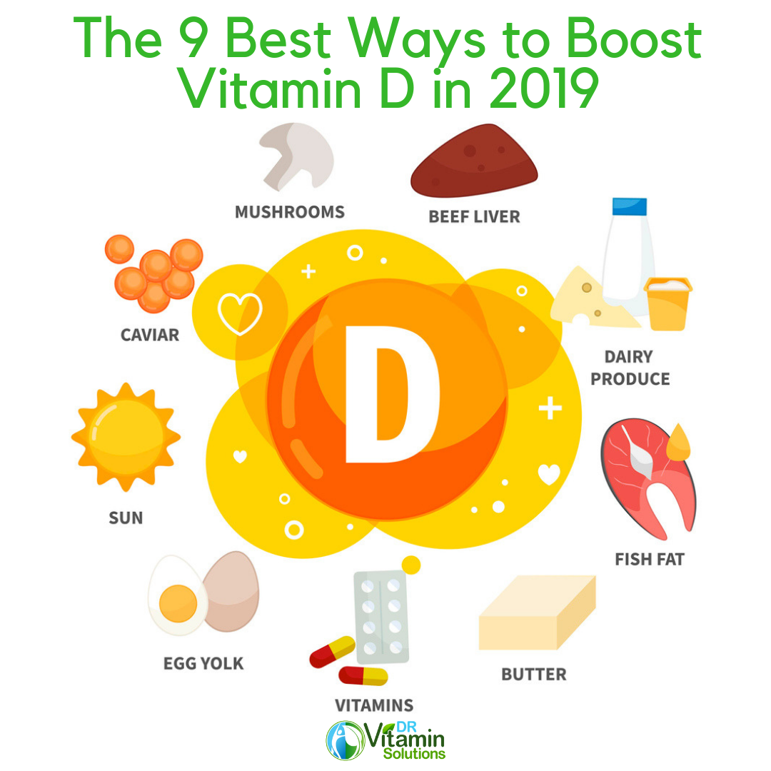 the 9 best ways to boost vitamin d in 2019