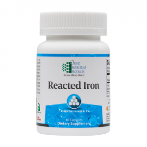 Ortho Molecular Products Reacted Iron, ferrochel