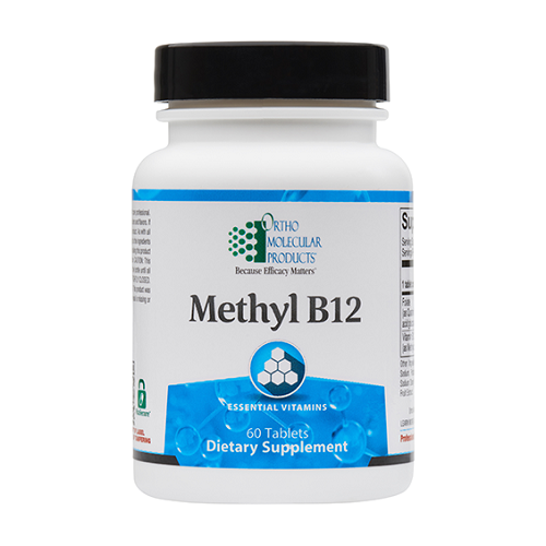 Ortho Molecular Products Methyl B12