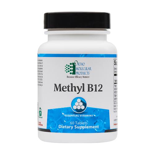 Ortho Molecular Products Methyl B12