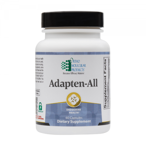 Ortho Molecular Products Adapten-All, Adapten-All | Ortho Molecular Products | HPA Axis - Stress, 60 Capsules