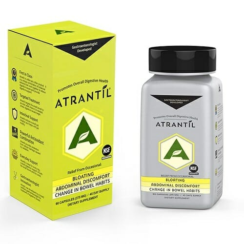 Atrantil | Advanced Gastrointestinal Support, 90 Capsules