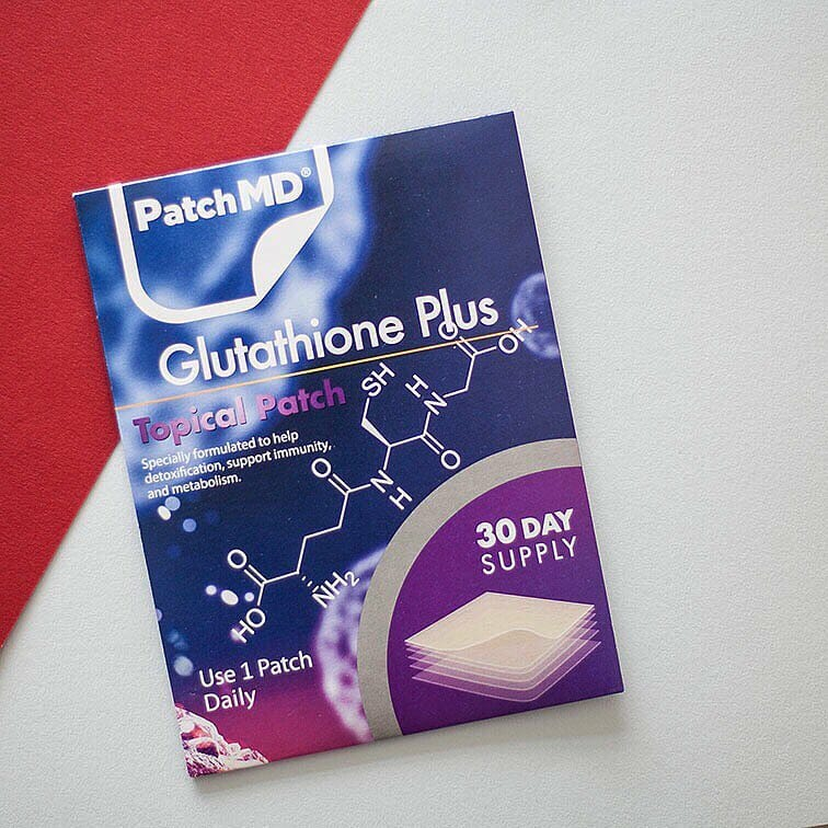 DR Vitamin Solutions now offers PatchMD Glutathione Plus Topical Patches in the Supplement Store