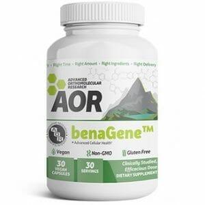 benaGene   Advanced Orthomolecular Research   Oxaloacetate, 30 Caps, Oxaloacetic acid