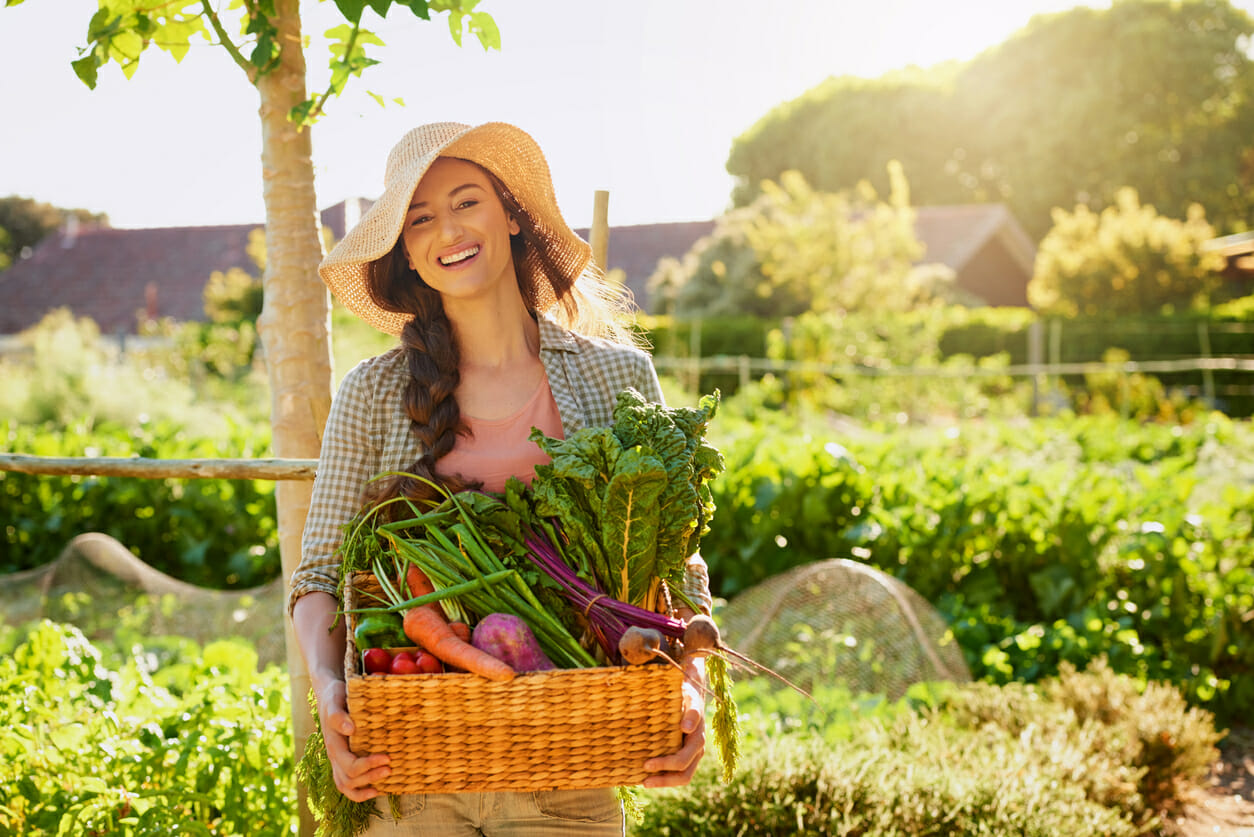 use organic foods to prevent rashes and skin itches
