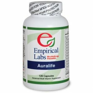 Empirical Labs Auralife, 120 capsules