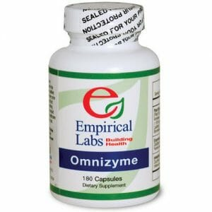 Empirical Labs Omnizyme, 180 capsules