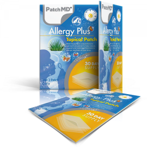 PatchMD Allergy Plus Topical Patch