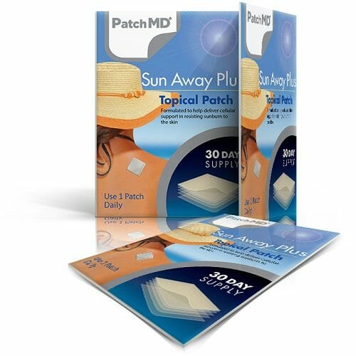 PatchMD Sun Away Plus Topical Patch, 30 patches