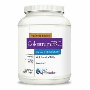 PROSymbiotic ColostrumPro with Immulox, 21 oz. powder