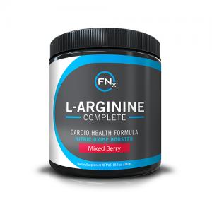 Fenix Nutrition L-Arginine Complete, Mixed Berry Flavor, 10.5 oz. Powder