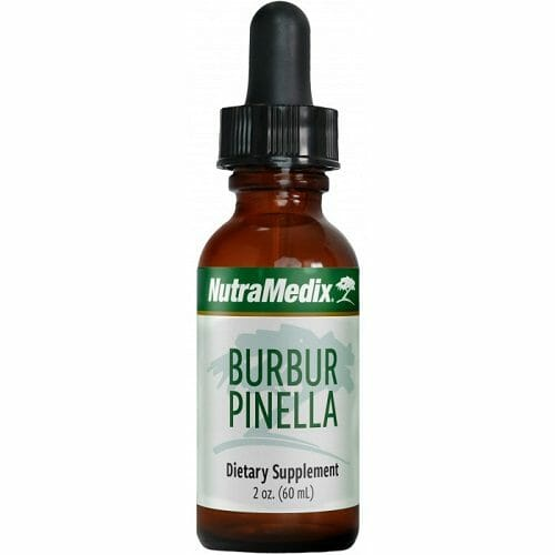 NutraMedix Burbur-Pinella, Herbal Detoxification Aid, 2 fl. oz.