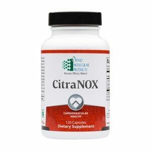 CitraNOX | Ortho Molecular Products | L-Citrulline - Antioxidants, 120 Caps