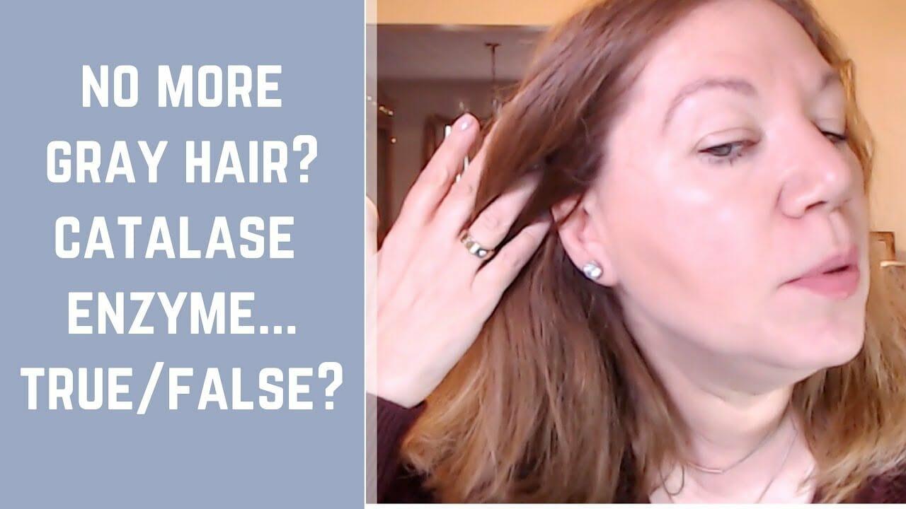 2019 Gray Hair Supplement Reviews