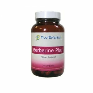 True Botanica Berberine Plus, Full Spectrum Barberry & Bioperine, 120 Vegetarian Capsules