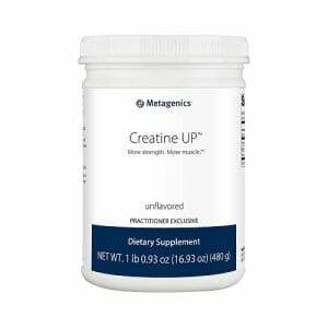 Creatine UP | Metagenics | Muscle Formation, Vegetarian, 60 Servings, athletic performance