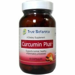 Curcumin Plus | True Botanica | Bioperine & AKBA, 90 Capsules