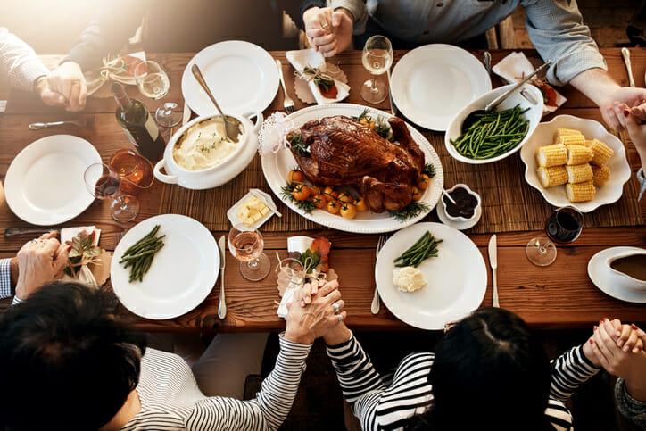 Inspiration and Encouragement - Novemeber 2019 | Thanksgiving, prayer