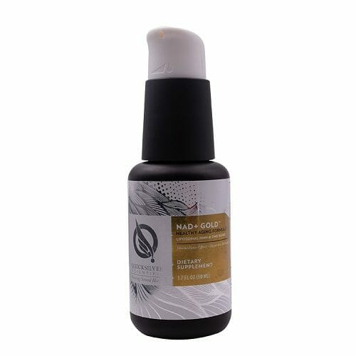 Liposomal NAD+ Gold | Quicksilver Scientific | NMN - Aging, 30 Servings, anti-aging