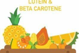 yellow and orange fruits and veggies