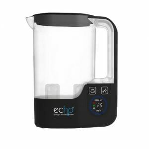 Echo H2 Pitcher | Portable Hydrogen Water Production