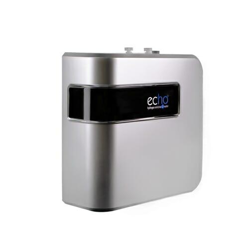 echo h2 server, hydrogen water, under sink, h2 water