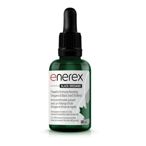 enerex black oregano, 30 ml, immune system support, antioxidant