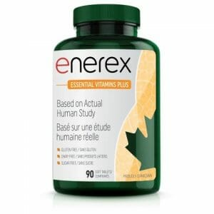 Enerex Essential Vitamins plus