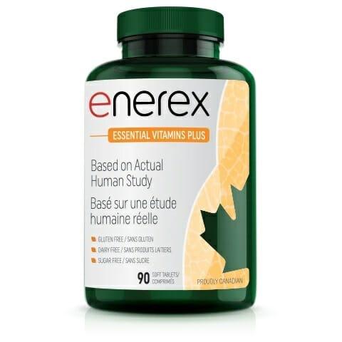 Enerex Essential Vitamins plus