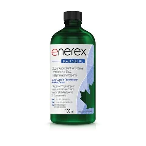 enerex black seed oil
