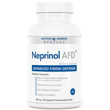 Arthur Andrew Medical Inc. Neprinol AFD | 90 Capsules