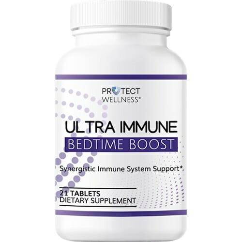 Protect Wellness Ultra Immune Bedtime Boost, 42 Tablets