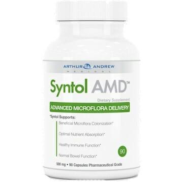 Arthur Andrew Medical Inc. Syntol AMD | Probiotics, 90 Capsules