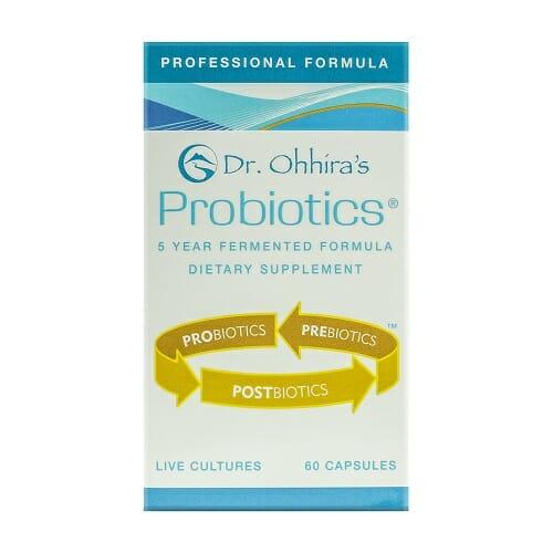 Dr Ohhira's Probiotic Plus/Prof