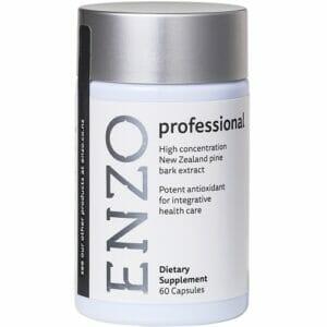 Enzo Professional | Enzo Nutraceuticals Ltd | 60 Capsules