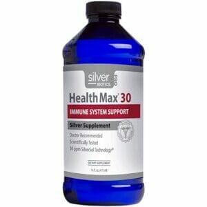 American Biotech Labs Silver Biotics Health Max 30
