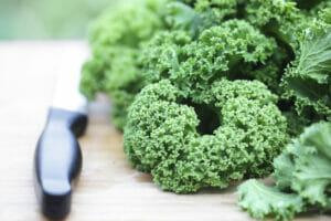 lutein, carotenoid, kale, leafy greens