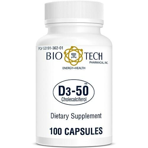 Bio-Tech D3-50