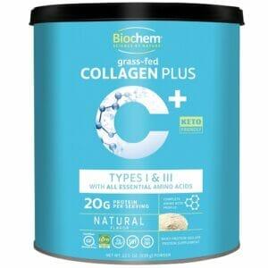 Biochem Grass-Fed Collagen Plus Natural