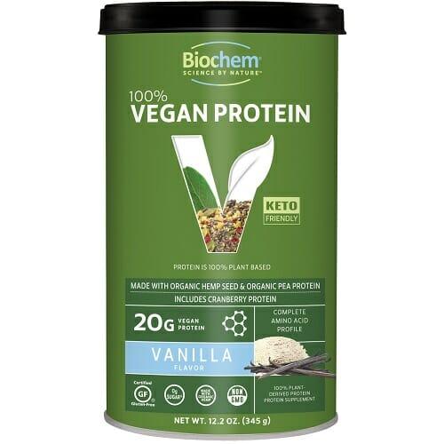 Biochem Vegan Protein Vanilla