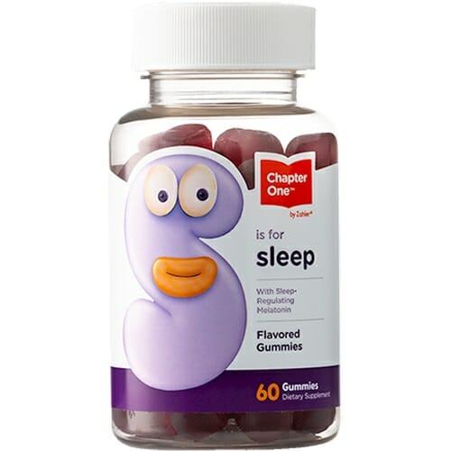 Chapter One S is for Sleep Melatonin